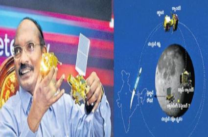 Chandrayaan-2 in lunar orbit after tense 30 mins - Sakshi