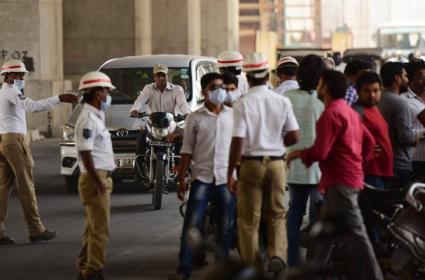 Traffic Challan Strict Rules in Hyderabad - Sakshi
