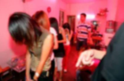 Panjagutta Police Raid on Prostitution House - Sakshi