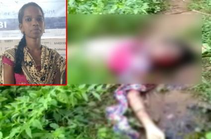 Tribal Girl Brutal Murder In Araku - Sakshi