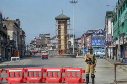 Opposition Delegation Will Not  Permitted To Leave Airport In Kashmir - Sakshi