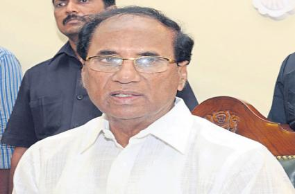 Case registered against former speaker Kodela Siva Prasada Rao - Sakshi