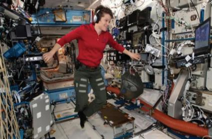 Nasa Astronaut Accessed Estranged Wife Private Financial Records - Sakshi