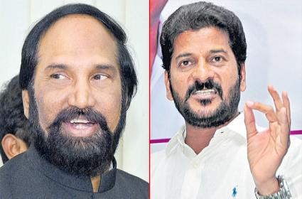There is an internal debate in Congress over who is the candidate for the seat Hujurnagar  - Sakshi