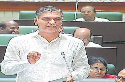 Harishrao Responds In Assembly On Job Notifications In Telangana - Sakshi