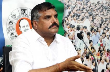 Botsa Satyanarayana Fire On Chandrababu Over Kodela Death Issue - Sakshi