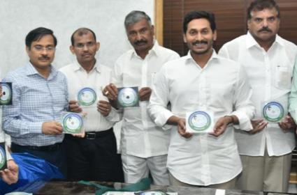 Andhra Pradesh Grama Sachivalayam 2019 Results - Sakshi