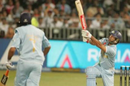 This day And That Year Yuvraj Hit 6 Sixes Off Stuart Broad - Sakshi