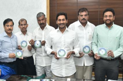 AP CM YS Jagan Speech At Grama Sachivalayam Results Release Event - Sakshi