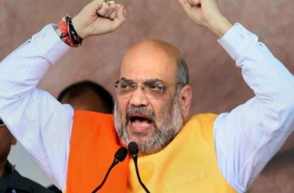 Amit Shah Election Campaign In Mumbai - Sakshi