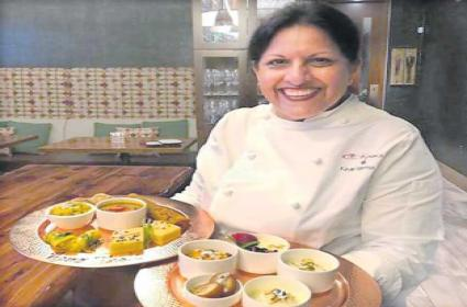 Houston Chef Kiran Verma to prepare special NaMo thalis for PM Modi - Sakshi