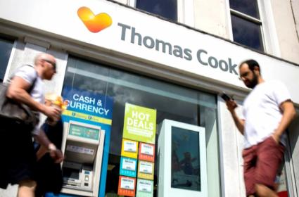 Travel Giant Thomas Cook collapses,22,000 jobs at risk - Sakshi