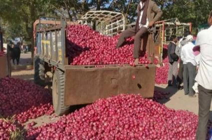 Onion Prices Going To Near Hundred In Delhi - Sakshi