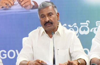 Minister Peddireddy Says Sand Supply Without Scarcity - Sakshi