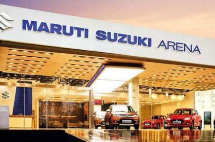 Maruti collaborates with five start-ups - Sakshi