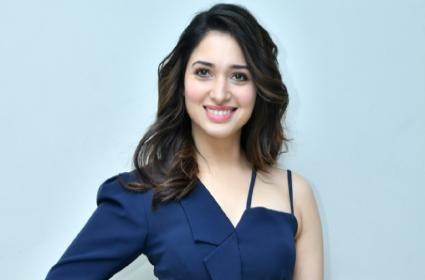 Tamanna Wants to Play Acting Oriented Characters - Sakshi