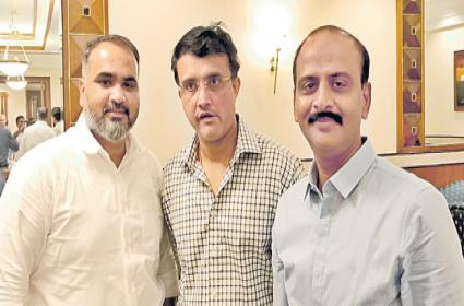 BCCI elections are unanimous - Sakshi