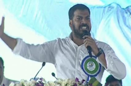 Minister Anil Kumar Emotional Speech At Rythu Bharosa Scheme Launch Program - Sakshi
