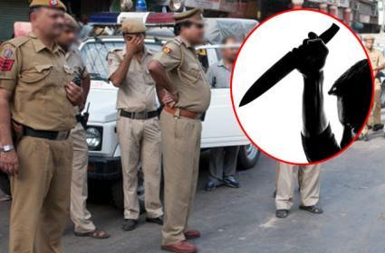 Man Stabs Brother In Law Inside Police Station - Sakshi