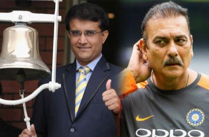 What Will Happen To Ravi Shastri After Ganguly BCCI President Asks Netizens - Sakshi