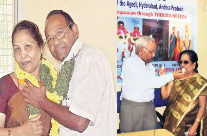 200 Couples live in Relationships in Old Age Hyderabad - Sakshi