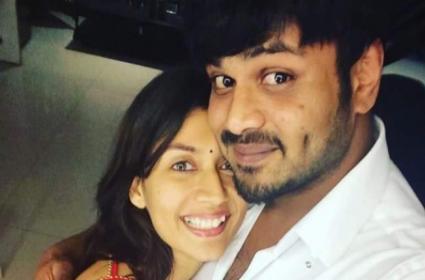 Manchu Manoj Confirms Divorce With His Wife Pranathi Reddy - Sakshi