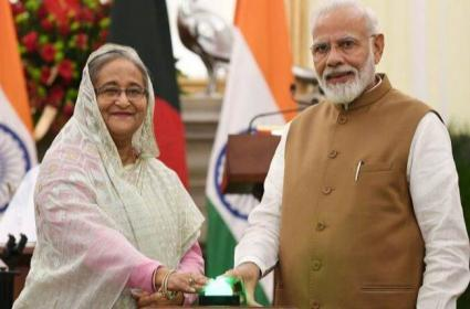 CAB Has Invited Both Prime Minister Narendra Modi and Sheikh Hasina - Sakshi