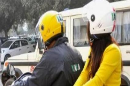 US Woman Molested By Bike Taxi Driver In Lucknow - Sakshi