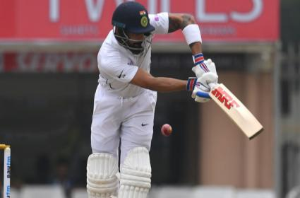 Nortje Strikes Big With Kohlis Wicket - Sakshi