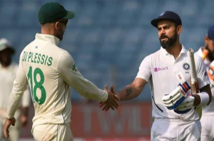 Smith Slams South Africa For Using Proxy Captain At Toss - Sakshi