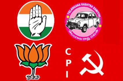 Huzurnagar Bypolls All Set To Polling In Constituency On October 21 - Sakshi