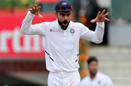 BCCI Asks Fans To Caption Virat Kohli's Funny Reaction - Sakshi