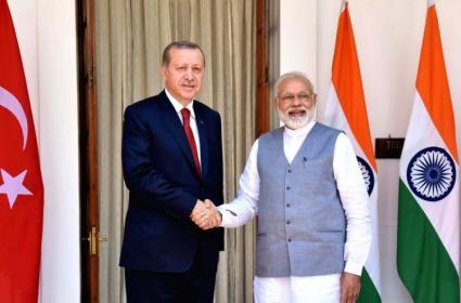 Narendra Modi cancels Turkey tour - Sakshi