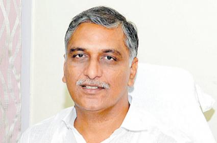 Harish Rao Said 80 Lakh Tonnes Of Paddy Crop In Telangana - Sakshi