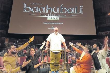 Baahubali The Beginning Becomes the First Non English Film - Sakshi