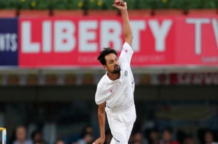 Nadeem Reveals When He Received His India Call Up - Sakshi