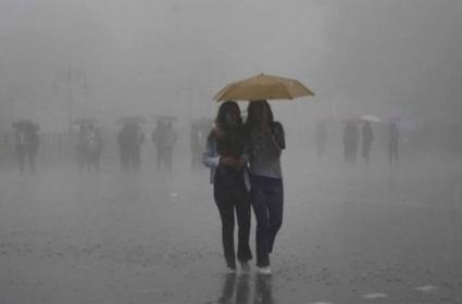 Huge rainfall in the state within 48 hours - Sakshi