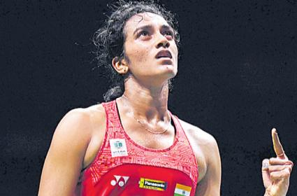 PV Sindhu Enters Into Second Round In French Tourney - Sakshi
