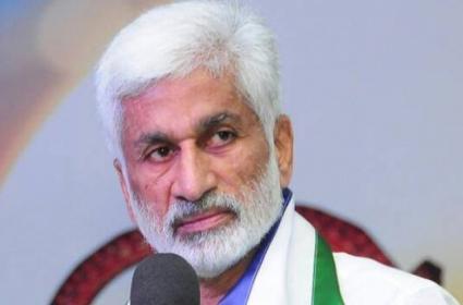 YSRCP MP Vijay Sai Reddy Criticize Chandrababu Naidu - Sakshi