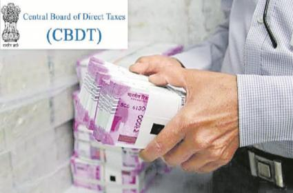 CBDT Says Income Tax Dept Busted RS 3300 Crore Hawala Racket - Sakshi