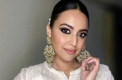 Swara Bhasker Responds On Aunty Controversy - Sakshi