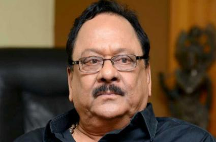 Krishnam Raju Condemns About His Health Conditions - Sakshi