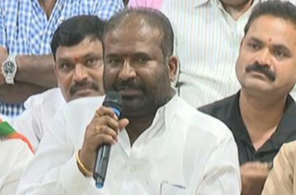 TSRTC Strike: We are postponing the merger issue Ashwathama Reddy Says - Sakshi