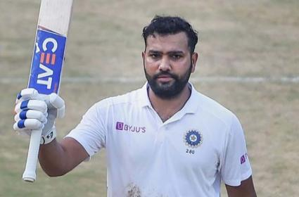 IND Vs BAN 1st Test: Rohit Makes His 350th International Appearance - Sakshi