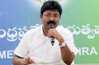 Minister Adimulapu Suresh Comments On Andhrajyothi Radha Krishna - Sakshi