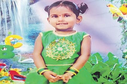 Uncle killed a six years old baby in Vijayawada - Sakshi