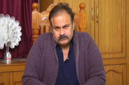 Naga Babu Quits Jabardasth Show - Sakshi