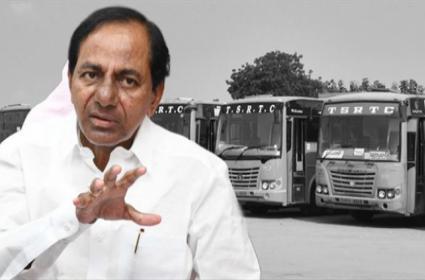 TSRTC Strike: Employees Waiting For CM KCR Decision - Sakshi