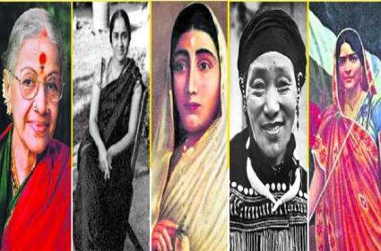 Special Story On Famous Women Personalities - Sakshi