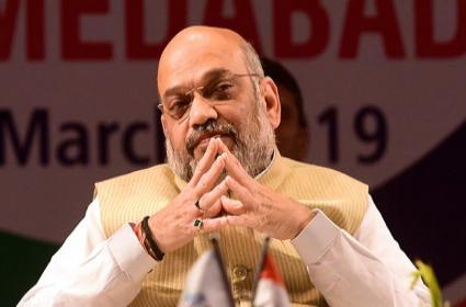 Federal US commission Seeks Sanctions Against Amit Shah - Sakshi